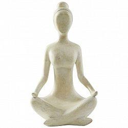 Dekorace Yoga Ii, Výška: 30cm