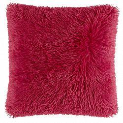 Dekorační Polštář Fluffy, 45/45cm,růžová