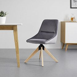 Jídelní Židle Shirin Šědá