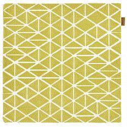 Povlak Na Polštář Mary Stick, 45/45cm, Žlutá