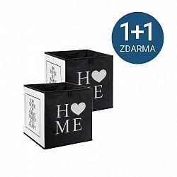 Úložný Box Poppi 9 1+1 Zdarma (1*kus=2 Produkty)