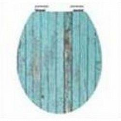 Wc Sedátko Blue Wood