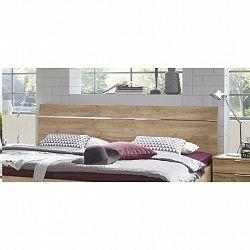 Záhlaví Level Beds B Pro Š. 180cm,imitac.přír.dubu